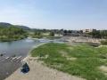 170521  羽村堰 橋からの眺め2