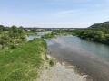 170521  羽村堰 橋からの眺め