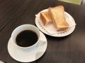 170529 BHC コーヒー&サンドイッチ