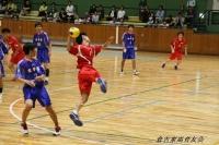 県総体 ハンドボール 1