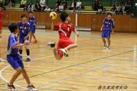 県総体 ハンドボール 3