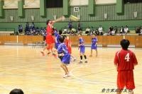 県総体 ハンドボール 4