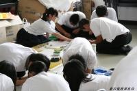 翠嵐 学園祭準備 2