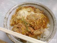 能生(ミニ親子丼)