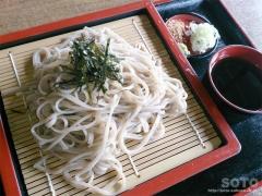 くろほね・やまびこ(蕎麦)