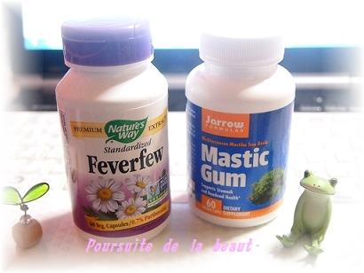頭痛と胃痛
