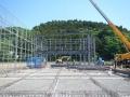 野村M建て方開始