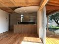 西多賀の家完成1