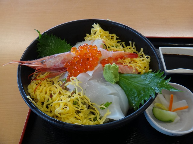s-11:13海鮮丼