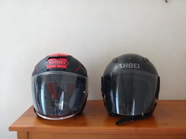 s-15:05ヘルメット新旧