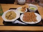 餃子定食(2017.7.13)