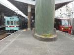 大橋駅緩急接続(2017.7.20)