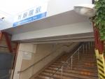西鉄雑餉隈駅(2017.8.3)