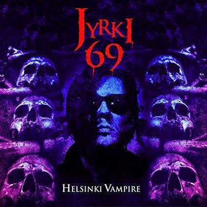 Jyrki 69 Helsinki Vampire kansi