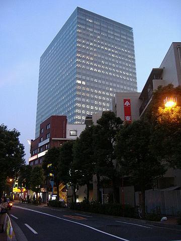 株式会社 モスフードサービス 本社が入居する シンクパークタワー