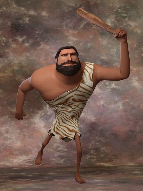 石器時代 原始人