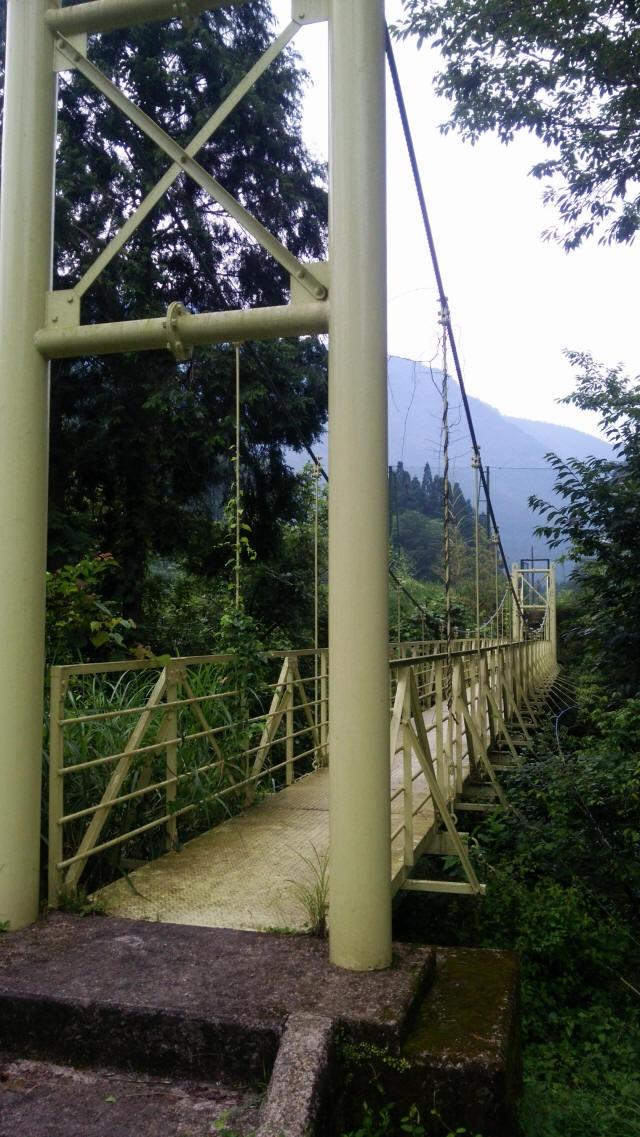 江代の吊橋3
