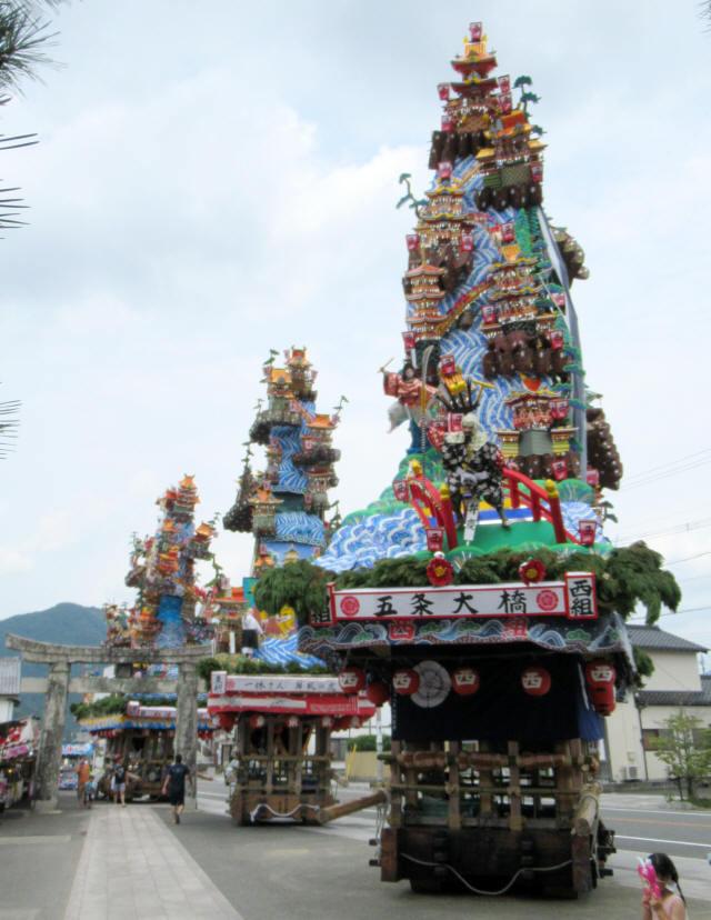 浜崎祇園祭1