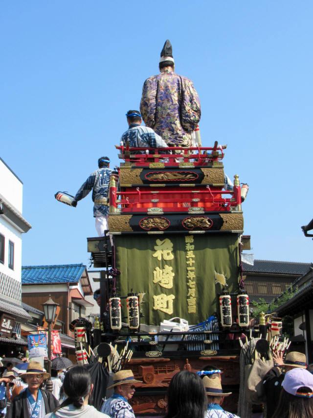 花崎町の山車9