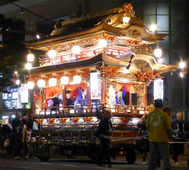 東菅原町の屋台4