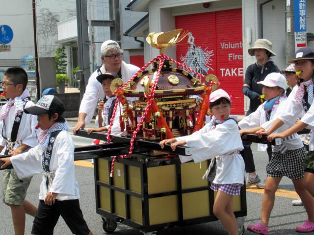 日田祇園祭a