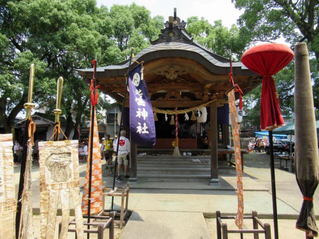 日田祇園祭1