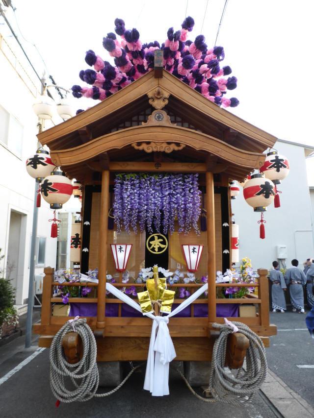 本町の花車3