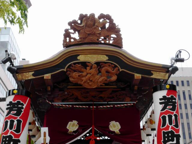 芳川町大橋の屋台3