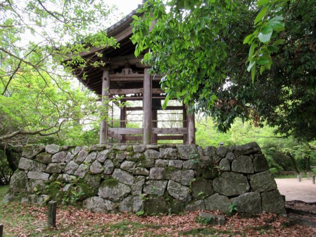 観世音寺の鐘3