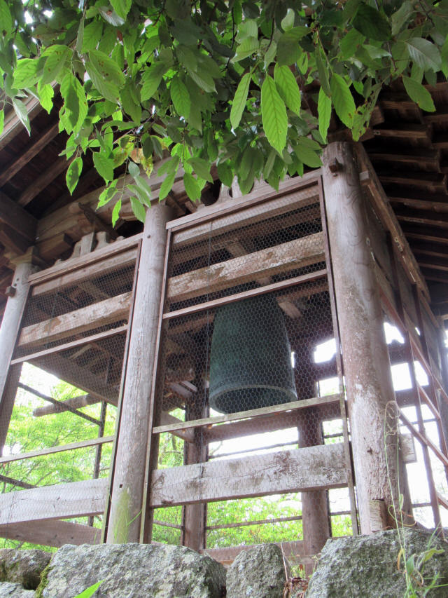 観世音寺の鐘4