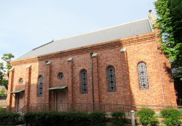 雪の聖母聖堂1