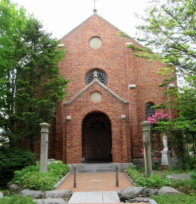 雪の聖母聖堂2
