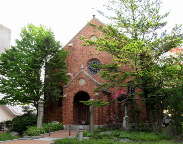 雪の聖母聖堂7