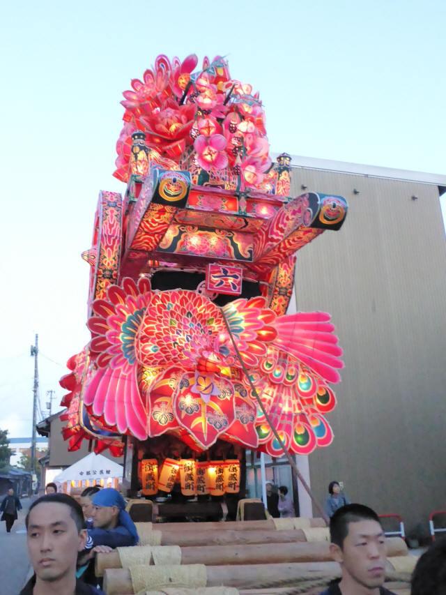 御蔵町「花車」2