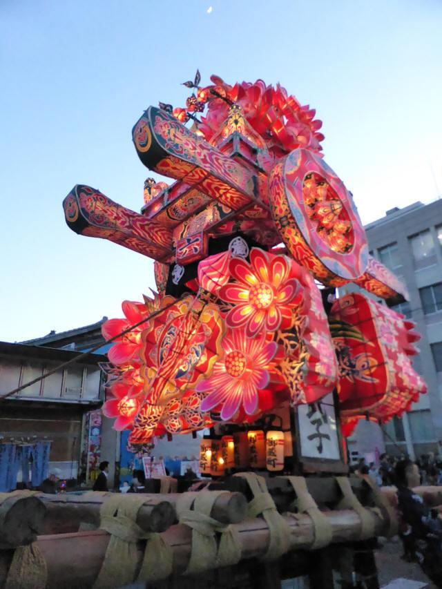 御蔵町「花車」4