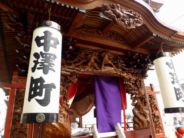 中沢町の屋台3