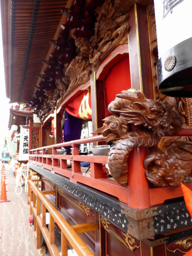 中沢町の屋台7