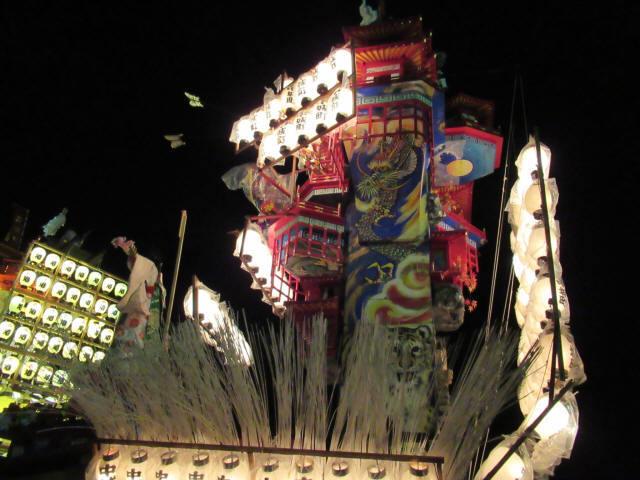 中城町の山鉾d