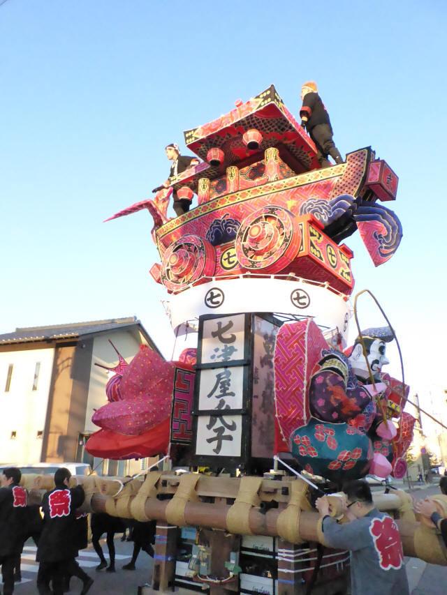七津屋「屋形船」9