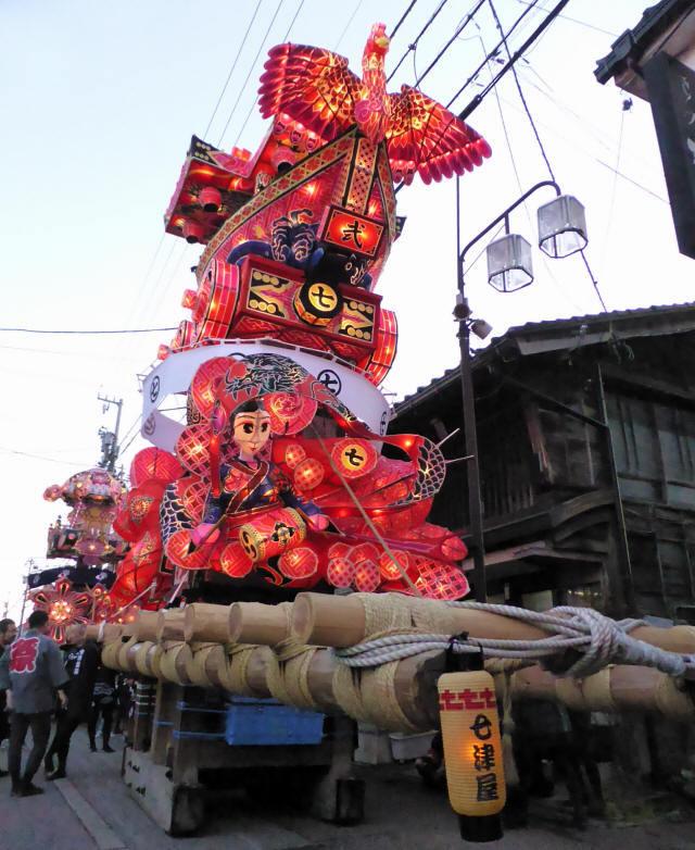七津屋「屋形船」1