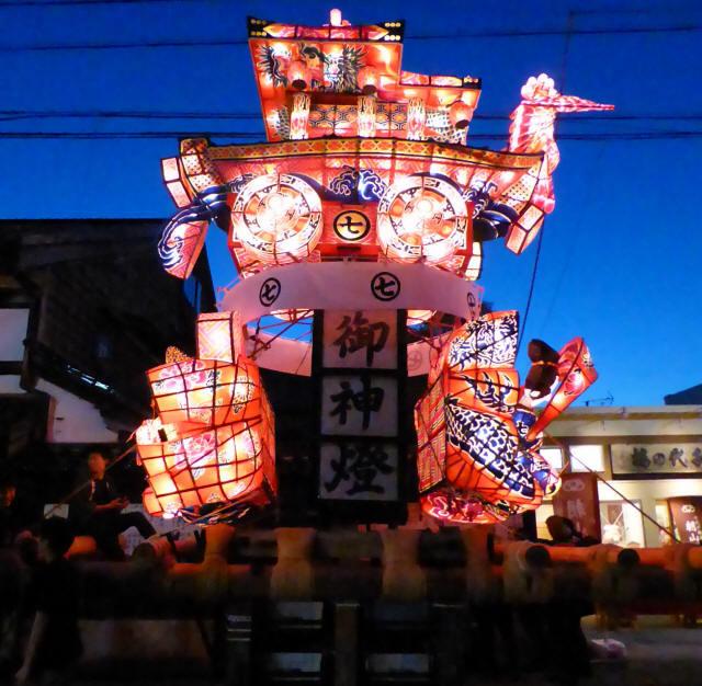 七津屋「屋形船」2