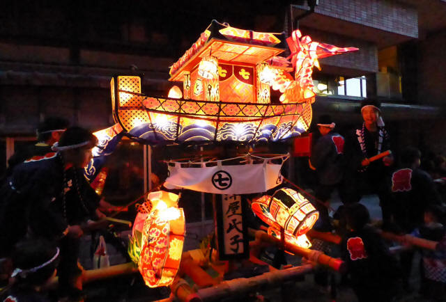 七津屋「屋形船」92