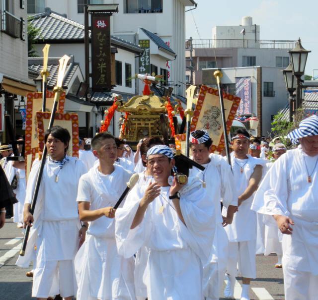 成田神輿巡幸3