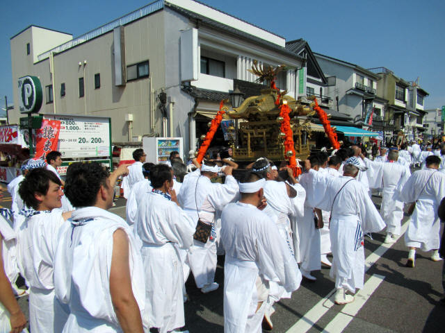 成田神輿巡幸7