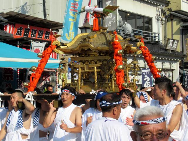 成田神輿巡幸5
