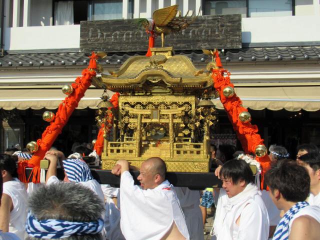 成田神輿巡幸6
