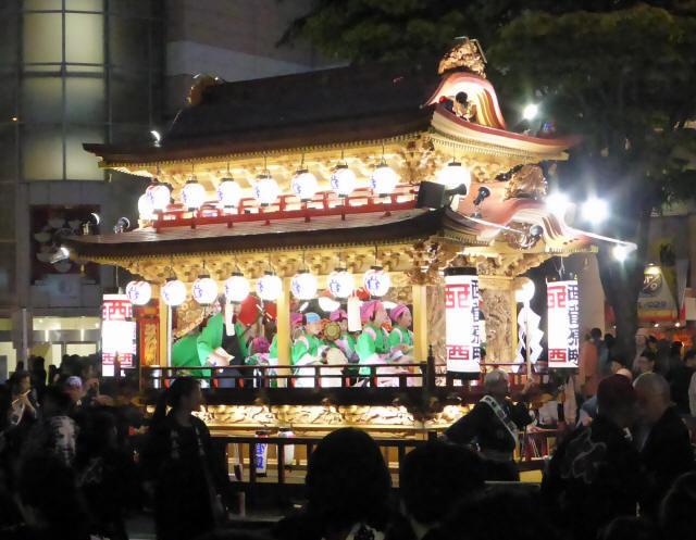 西菅原町の屋台3