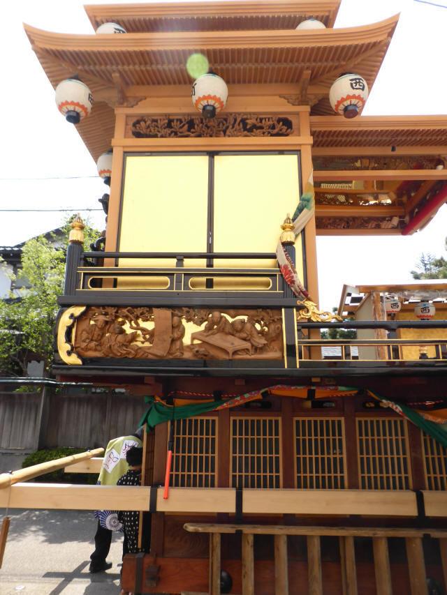 西町曳山と子供歌舞伎8