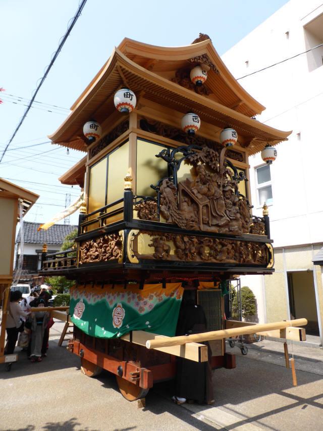 西町曳山と子供歌舞伎9