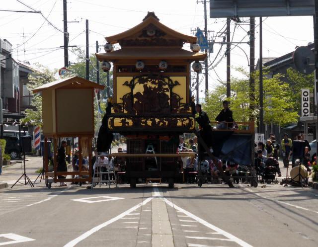 西町曳山と子供歌舞伎3